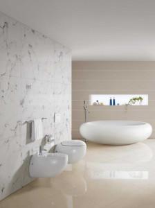 sanitari: la nuova tendenza del filo muro - blog stile bagno - Bagni Moderni Con Sanitari Sospesi