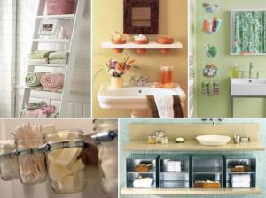 Decorare la stanza da bagno dico no alle spese eccessive - Arredamento casa completo economico ...