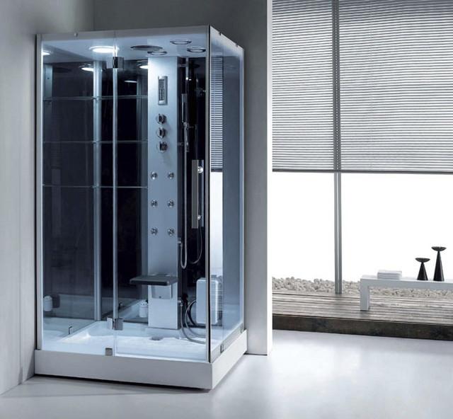 Cabine doccia multifunzione un gioiello da bagno adatto a for Un bagno in cabina