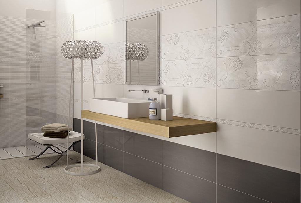 Piastrelle in ceramica per il bagno ecco come sceglierle blog stile bagno - Pannelli per coprire piastrelle bagno ...