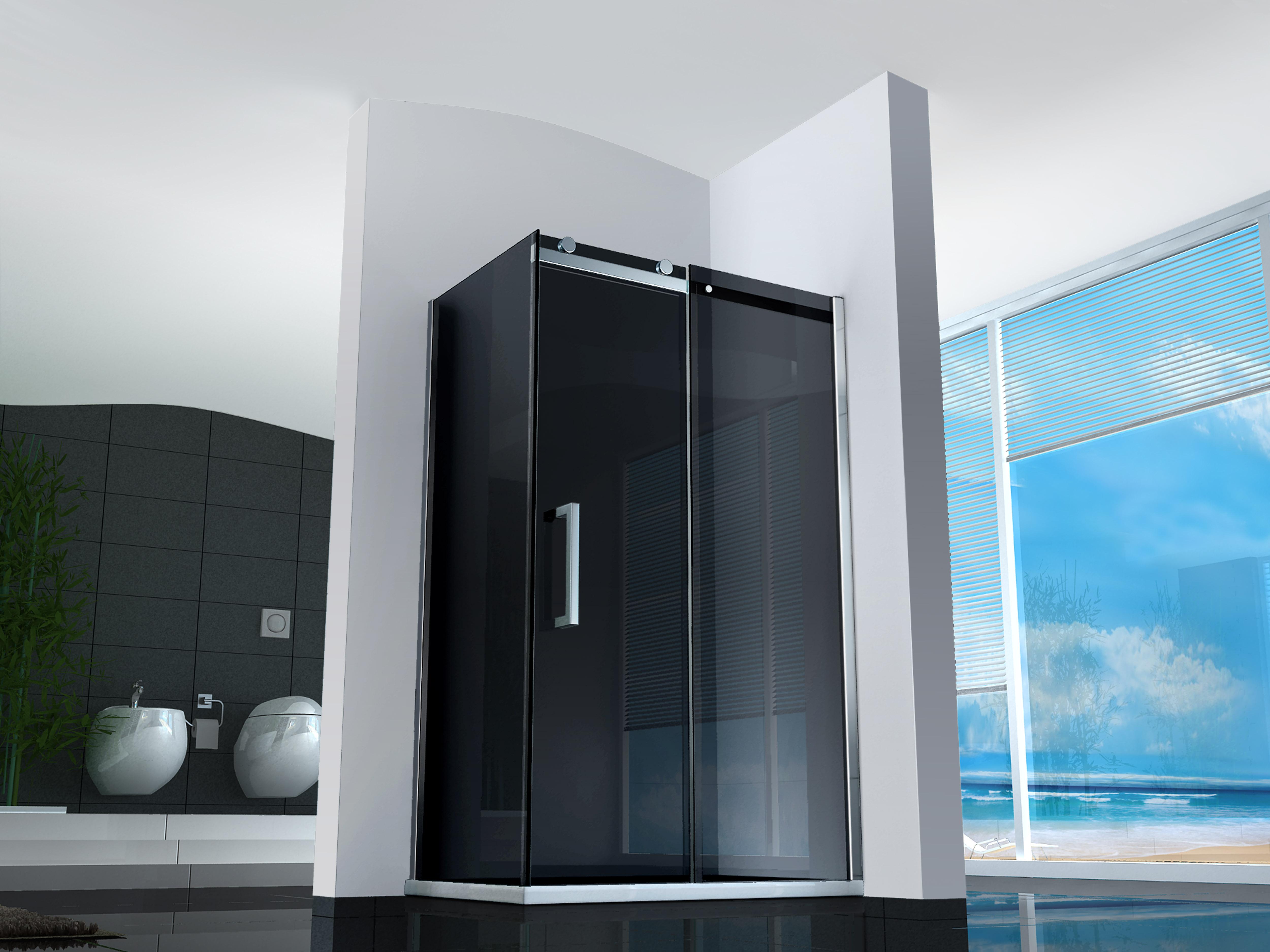 Box doccia in cristallo ecco tutti i vantaggi blog - Box doccia colorati ...
