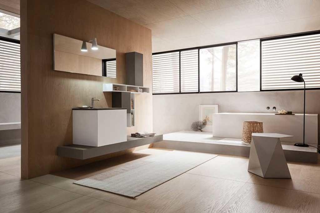 il bagno in friuli venezia giulia: arredare con i colori tipici ... - Arredo Bagno Friuli Venezia Giulia