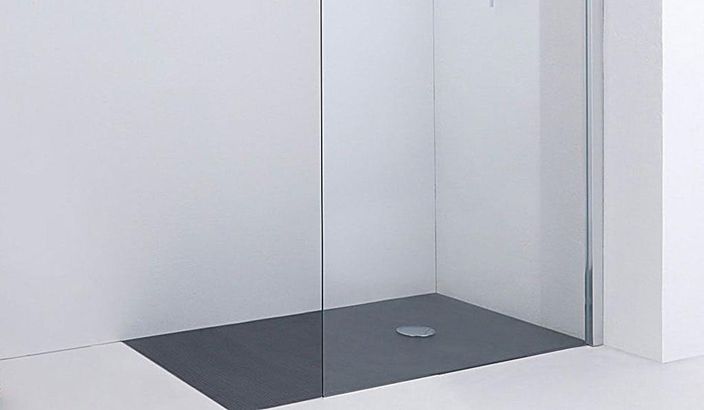 Piatto Doccia Piano Pavimento: Stone r.
