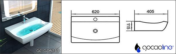 GD6240 scheda tecnica