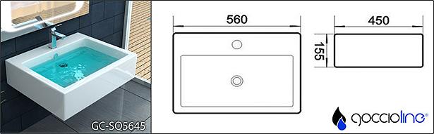 SQ5645 scheda tecnica