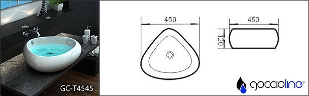 T4545 scheda tecnica
