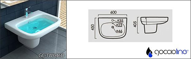 TW046D scheda tecnica