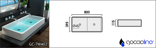 TW402 scheda tecnica