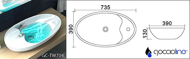 TW704 scheda tecnica