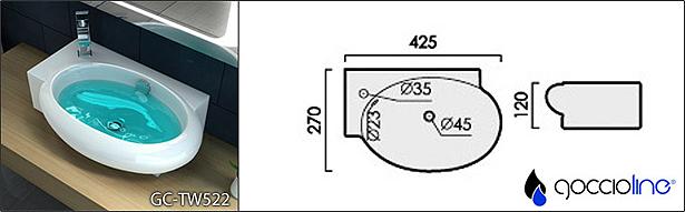 TW522 scheda tecnica
