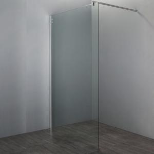 Parete Doccia Walk-in Vetro 8mm Trasparente 70 - 80 - 100 - 120 | Cristal