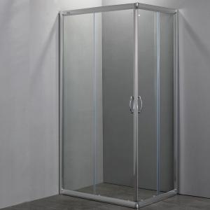 Box Doccia doppia porta scorrevole Cristallo 6mm Rettangolare | EASY
