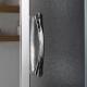 Box Doccia EASY doppia porta scorrevole Cristallo 6mm Rettangolare