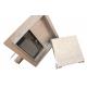 Canalina di Scarico Doccia in Acciaio INOX quadrata 13,5x13.5 - 15x15 - 20x20cm