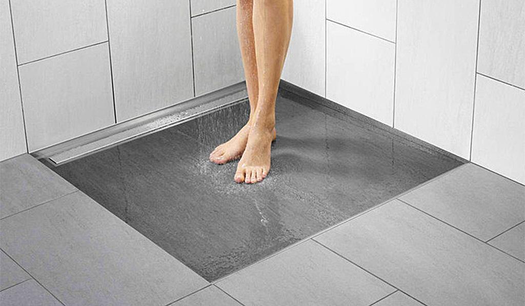 Doccia a filo pavimento ecco tutti i vantaggi blog stile bagno - Piatto doccia a filo pavimento svantaggi ...