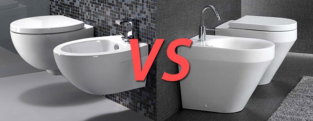 Sanitari sospesi o a terra quali scegliere e perch blog stile bagno - Metratura minima bagno ...