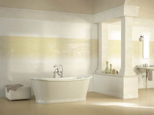 Piastrelle in ceramica per il bagno ecco come sceglierle