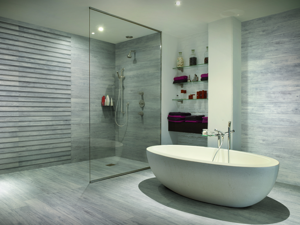 Pavimento per il bagno quale scegliere stile bagno