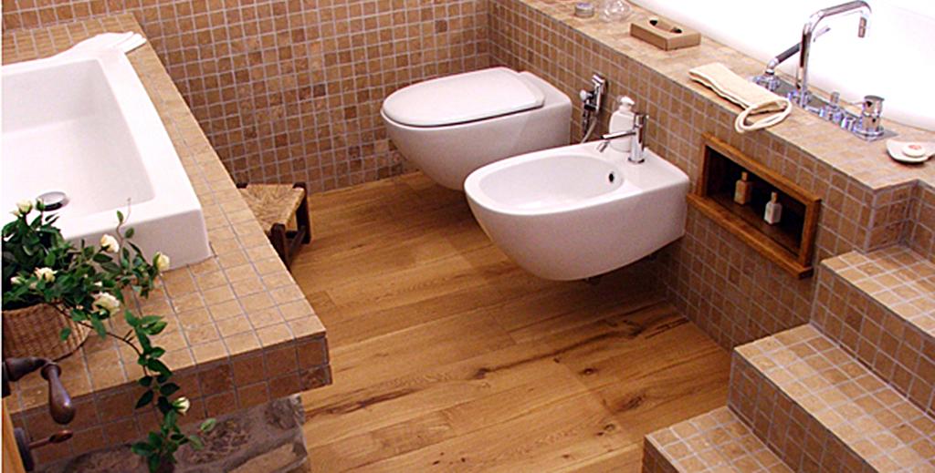 Pavimento per il bagno: quale scegliere?
