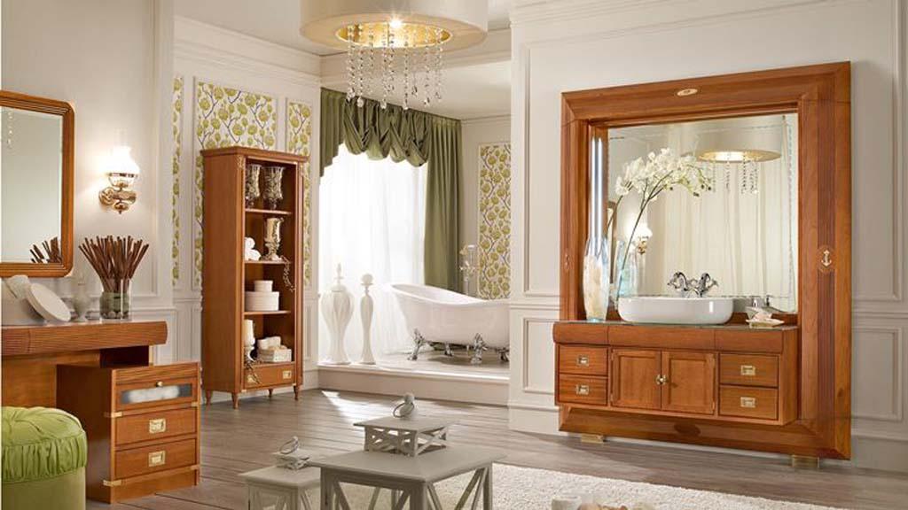 Arredamento per il bagno classico