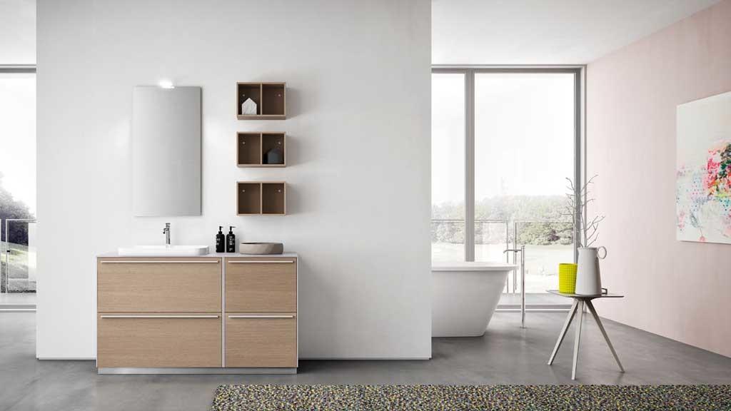 Il bagno in friuli venezia giulia arredare con i colori - Outlet del mobile milano ...