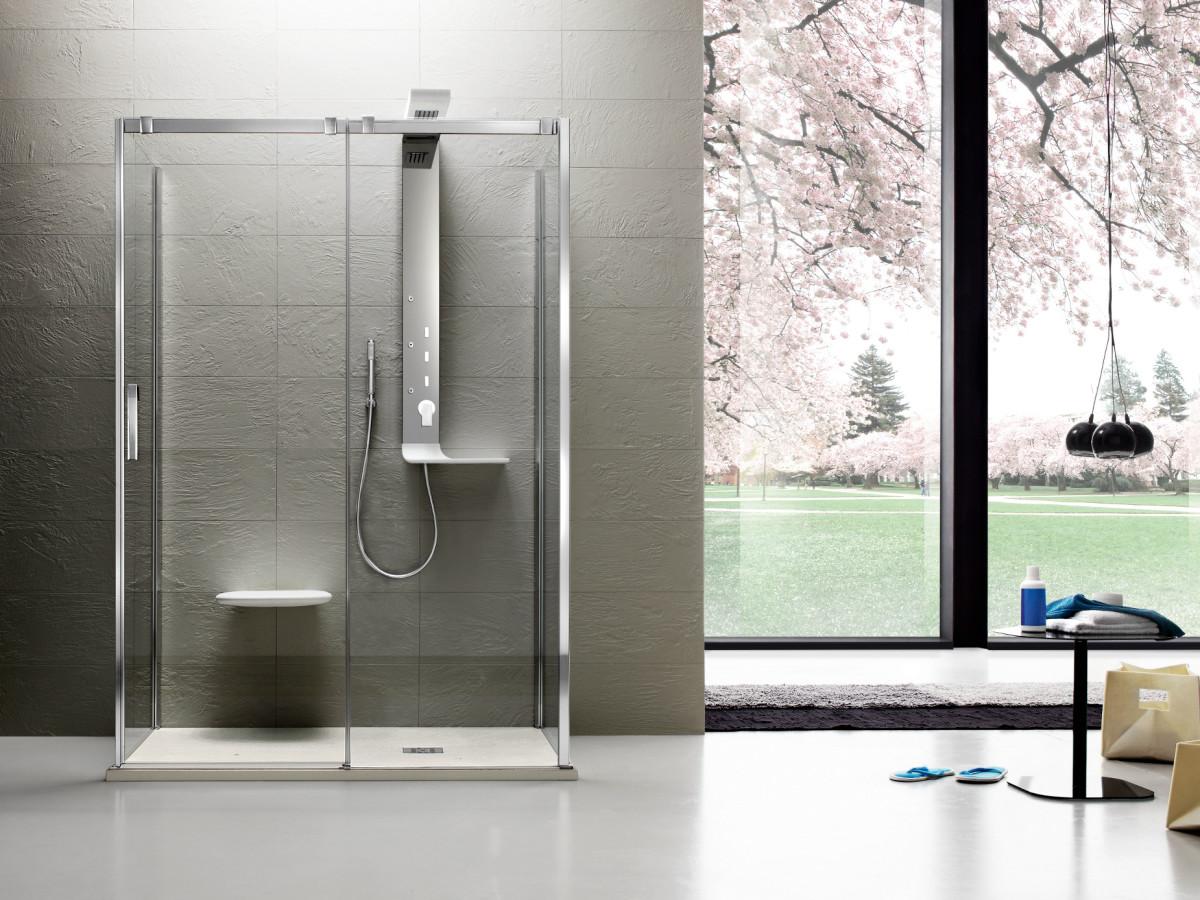 Cabine Doccia Cristallo : Box doccia in crisallo 8mm: sicurezza e qualità blog stile bagno