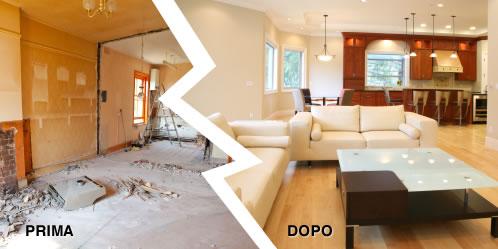 Ristrutturare casa 10 cose fondamentali da tenere in for Case vecchie ristrutturate