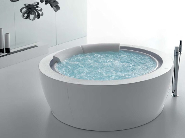 Dimensioni Di Una Vasca Da Bagno : Vasca da bagno con idromassaggio tutto quello che non sai
