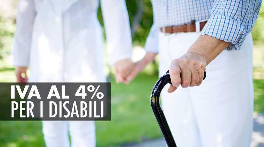 Agevolazioni iva al per disabili per l acquisto di arredobagno