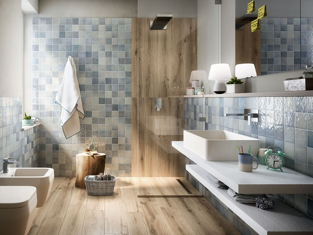 10 idee per personalizzare il tuo bagno blog stile bagno - Arredare il bagno moderno ...