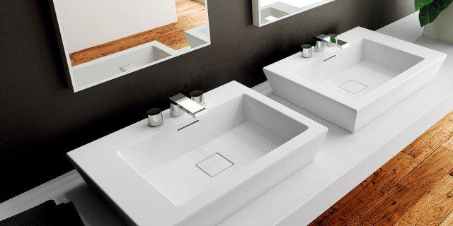 Lavabi: nuove forme e materiali per il tuo bagno design