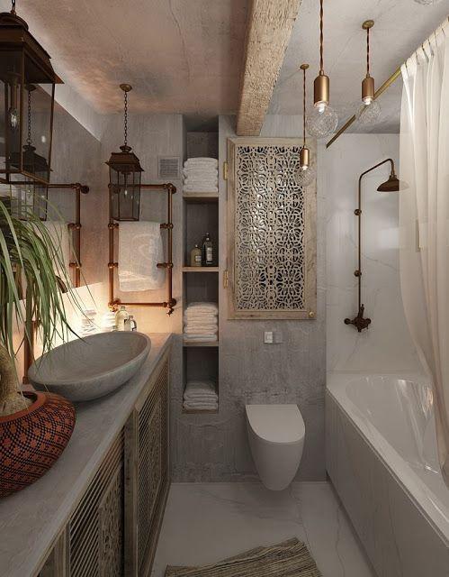 Illuminazione del bagno