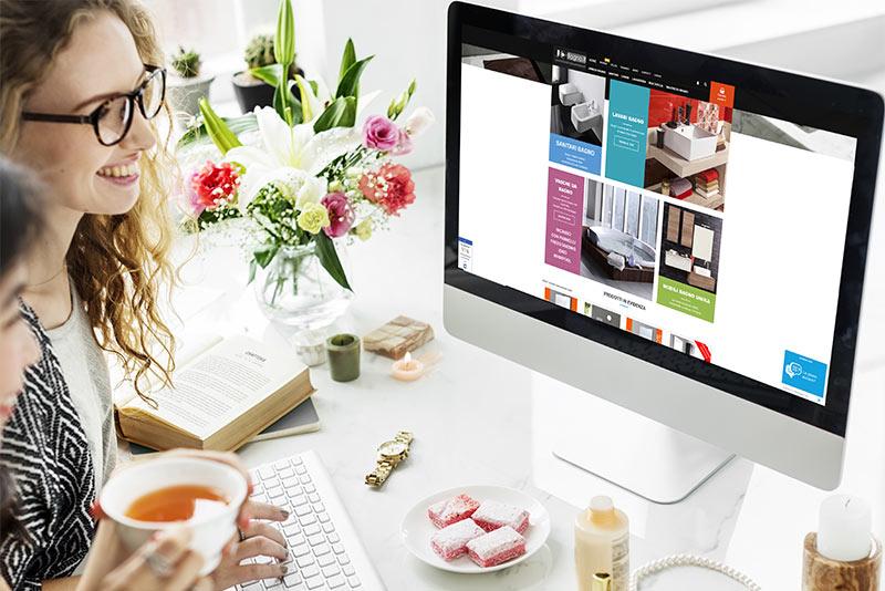 I vantaggi di acquistare l'arredo bagno online