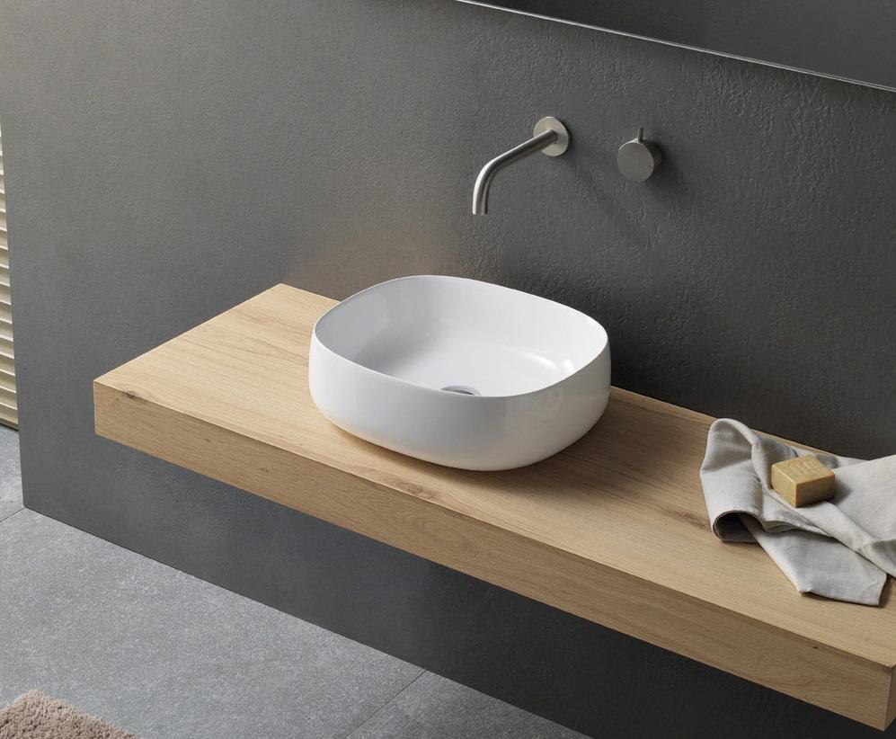 Come Pulire Il Lavabo In Resina scegliere il lavabo per il bagno: guida pratica e tendenze