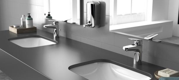 Miscelatori: come scegliere il set rubinetteria bagno adatto all'arredamento